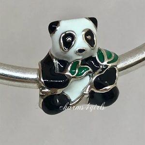 Authentic PANDORA Sweet Panda Charm